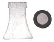 Репти Зоо Запасная мембрана SR02 с ключом для туманогенератора, 16 мм, ReptiZoo