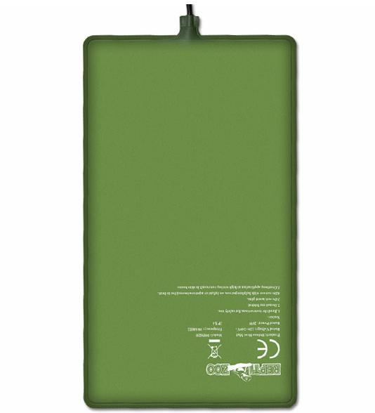 РептиЗоо Водонепроницаемый коврик с подогревом без терморегулятора, в ассортименте, ReptiZoo