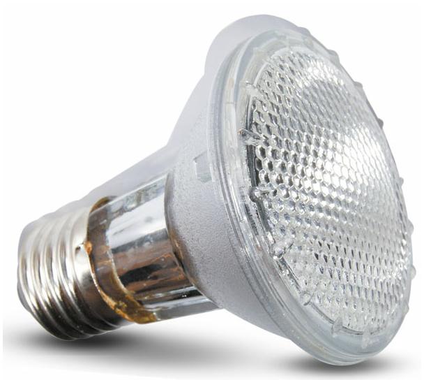 РептиЗоо Лампа галогеновая стандарт PAR, в ассортименте, ReptiZoo