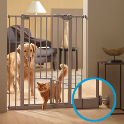 Савик Дополнительный элемент расширения (расширитель) на 7 см к металлической перегородке Dog Barrier, 7*107 см, Savic