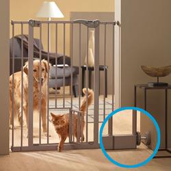 Савик Дополнительный элемент расширения (расширитель) на 7 см к металлической перегородке Dog Barrier, 7*75 см, Savic
