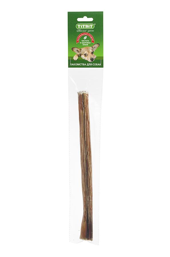 Титбит Корень бычий, длина 30 см, в ассортименте, TiTBiT