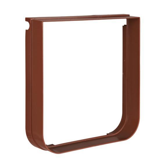Трикси Дополнительный элемент (тоннель) для дверок 38601, 38641, 38642, 38643, пластик, коричневый, Trixie