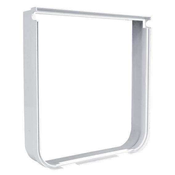 Трикси Дополнительный элемент (тоннель) для дверцы 3867 FreeCat de Luxe, белый, Trixie