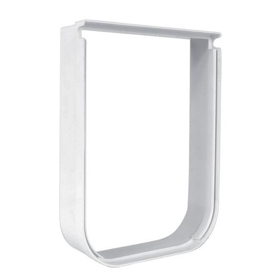 Трикси Дополнительный элемент (тоннель) для дверцы 261149, белый, Trixie
