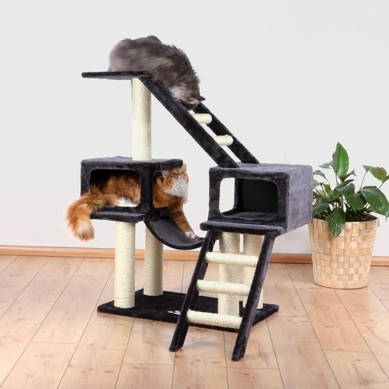 Трикси Комплекс для кошки Malaga, 70*45*109 см, антрацит, Trixie