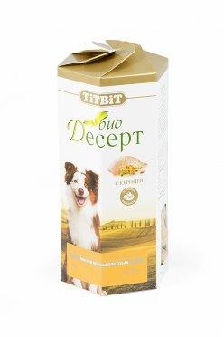 Титбит Печенье Био Десерт Стандарт для собак средних и крупных пород, 350 г, в ассортименте, TiTBiT