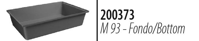 Ферпласт Пластиковый поддон M 93 для клеток Cavie 15, Kios, Ferplast