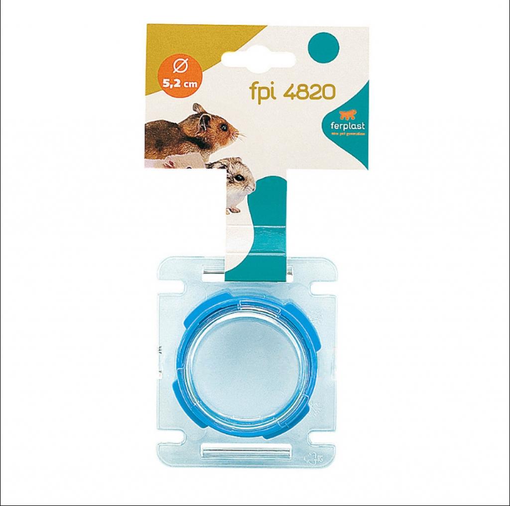 Ферпласт Пластиковая крышка Tube FPI 4820 для модульных клеток и тоннелей Ферпласт, диаметр 5 см, в ассортименте, Ferplast