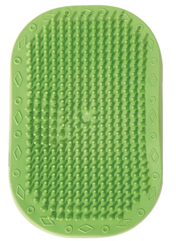 Триол Щетка резиновая массажная, 2 размера, Triol