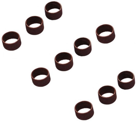 Педи Паус Запасные пилки-диски к когтеточке Pedi Paws, 10 шт в упаковке