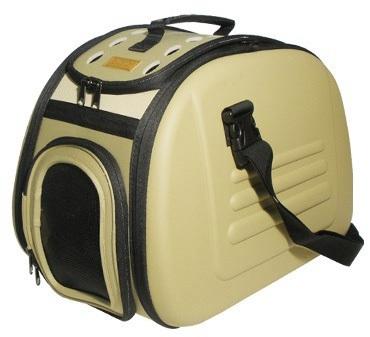 Складная сумка-переноска для собак и кошек, 46*32*30 см, в ассортименте, Ibiyaya