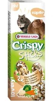 Верселе Лага Крекеры для хомяков и крыс Crispy, в ассортименте, Versele-Laga