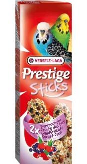 Верселе Лага Крекер (палочка на деревянном стержне) Prestige для волнистых попугаев, в ассортименте, 2*30 г, Versele-Laga
