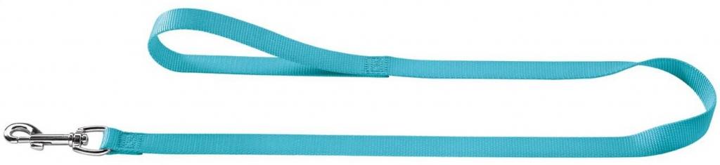 Хантер Поводок бирюзовый Ecco Sport (Экко Спорт), длина 110 см, нейлон, в ассортименте, Hunter