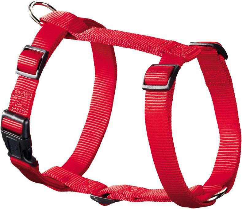 Хантер Шлейка для собак Ecco Sport красная, нейлон, 4 размера, Hunter