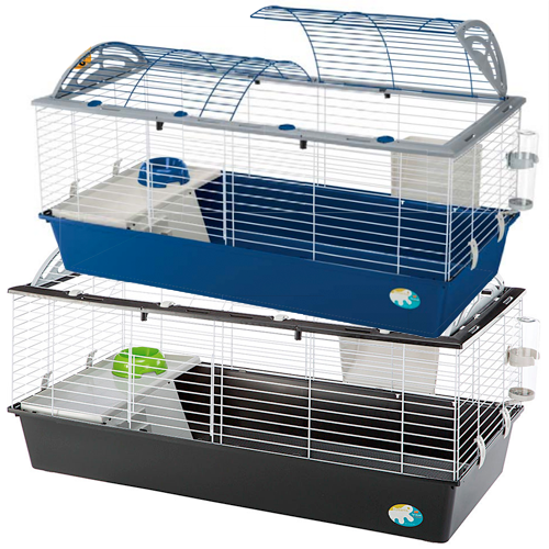 Ферпласт Клетка Casita 120 для кроликов и морских свинок, ежей, 119*58*61 см, в ассортименте, Ferplast
