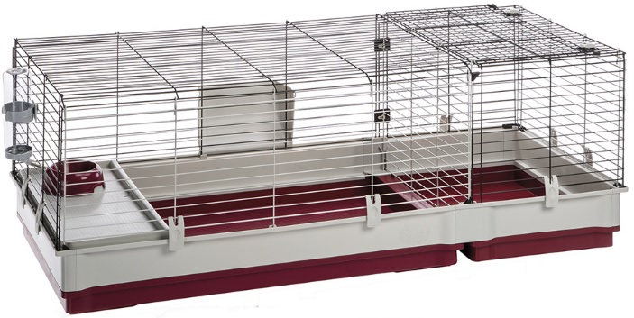 Ферпласт Клетка Krolik модульная для грызунов, в ассортименте, Ferplast