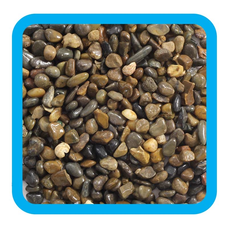 Триол Грунт Laguna натуральный темно-коричневый меланж, 2 кг, в ассортименте, Triol