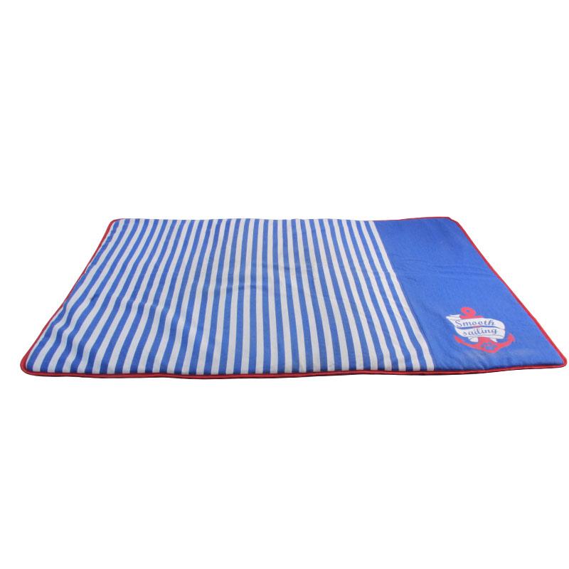 Триол Лежанка прямоугольная «Nautica» для кошек и собак, 100*70*1 см, Triol