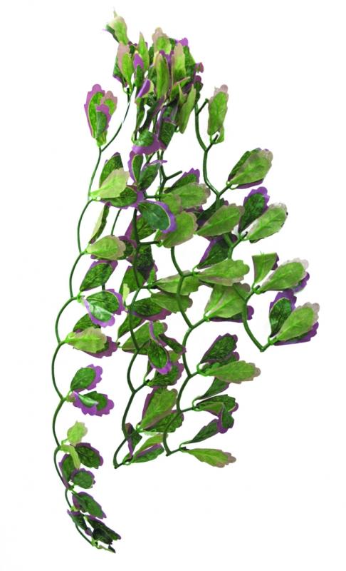 """РептиЗоо Растение подвесное """"Шефлера"""" для террариума, 30 см, ReptiZoo"""