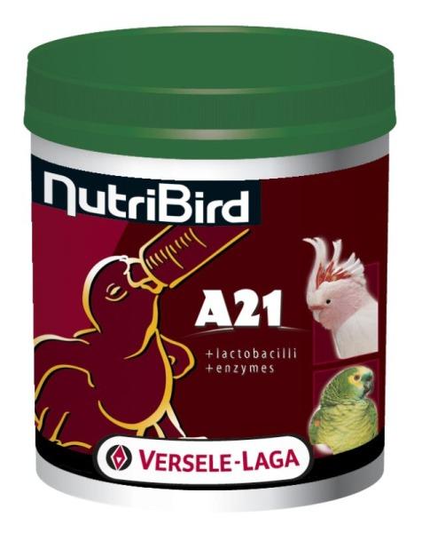 Верселе Лага Корм NutriBird A21 для ручного вскармливания птенцов (Нутриберд А21), в ассортименте, Versele-Laga