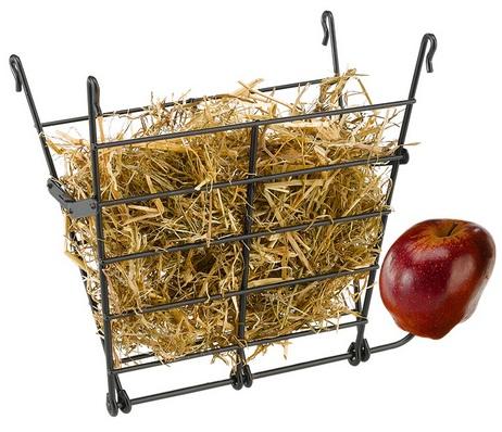 Ферпласт Ясли металлические для сена, фруктов, овощей PA 4720, 19,5*11*18 см, Ferplast