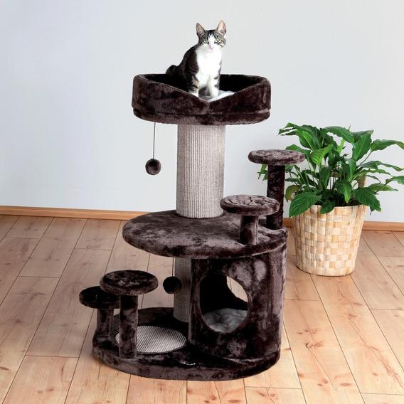 Многоуровневый дом для кошки